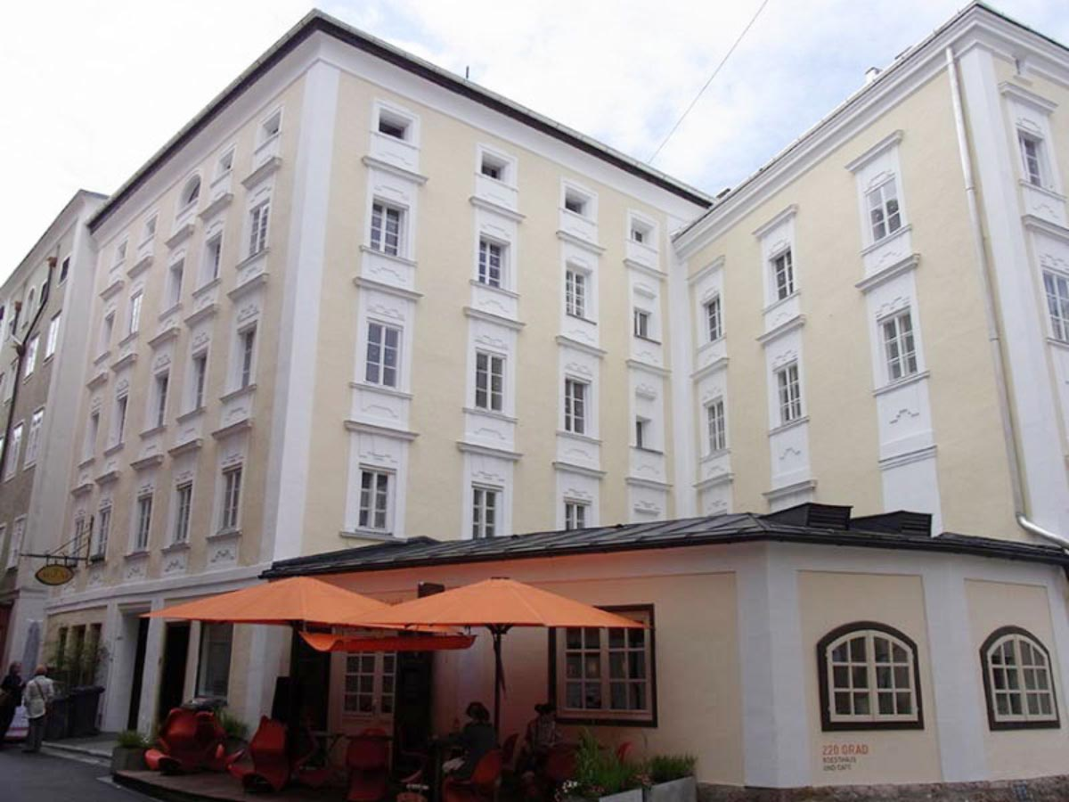 Chiemseegasse Salzburg Top Consulting