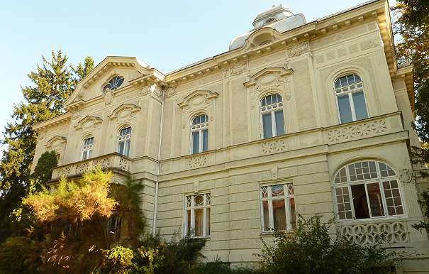 Graz Merangasse Villa Top Consulting