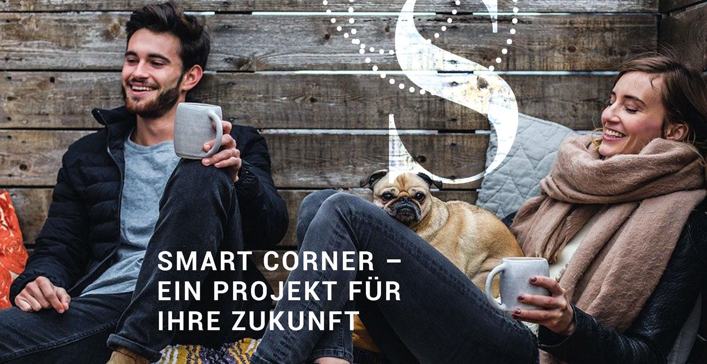 Smart Corner Projekt für Zukunft