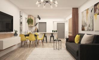 3 Schlafzimmer Schlafzimmer, ,1 BadBadezimmer,Wohnung,Verkauf,1100